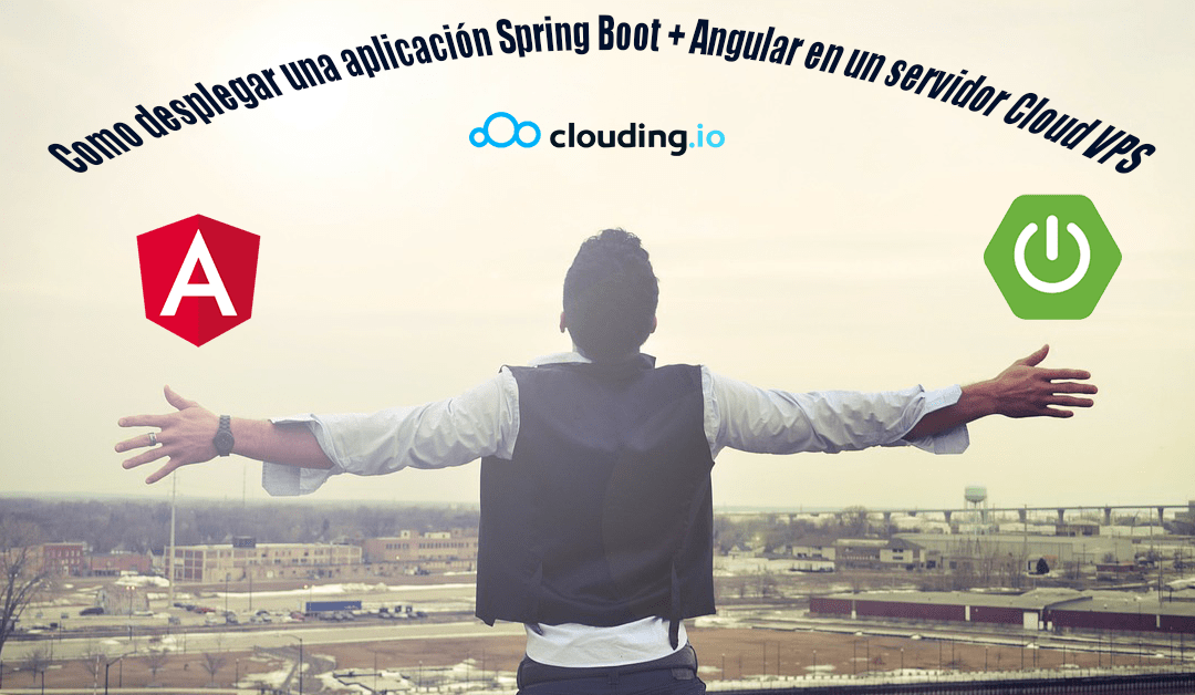 Como desplegar una aplicación Spring Boot + Angular en un servidor cloud VPS